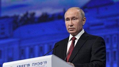 Путин заявил о важности доверия в вопросе денуклеаризации КНДР