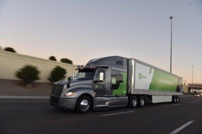 Американская почтовая служба проведет испытания беспилотных грузовиков