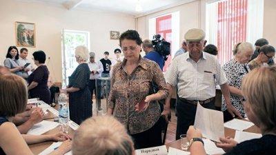 Явка на выборах в парламент Южной Осетии достигла 47%