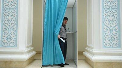 Президентские выборы завершились на всей территории Казахстана