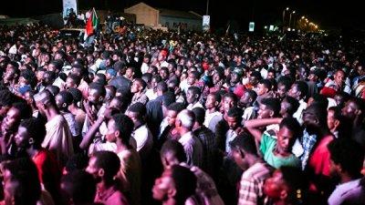 Переходный военный совет Судана призвал прекратить акции протеста