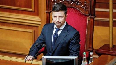 Зеленский в ближайшее время внесет в Раду кандидатуры глав Минобороны и СБУ