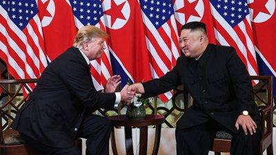 В США допустили возможность третьей встречи Трампа с Ким Чен Ыном