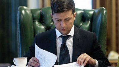 Зеленский назначил временных глав 12 областных администраций