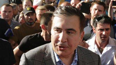 Зеленский не ставил условий при возвращении гражданства, заявил Саакашвили
