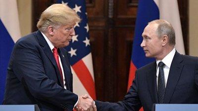 В Кремле прокомментировали заявление Трампа о встрече с Путиным