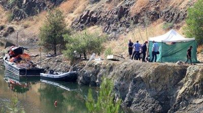 В озере на Кипре нашли тело последней жертвы серийного убийцы