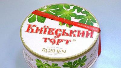 Украинский суд разрешил перевязывать красной лентой только торты Roshen