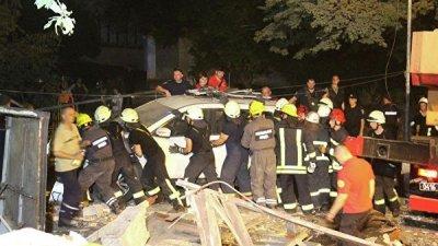 В Киеве завели дело после взрыва в гараже