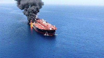 В Кремле прокомментировали ситуацию в Оманском заливе