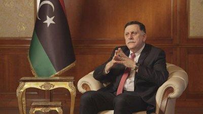Глава ПНС Саррадж представил инициативу по выходу Ливии из кризиса