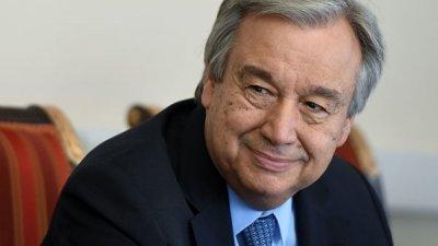 Генсек ООН заявил о начале масштабной борьбы с ненавистью в мире