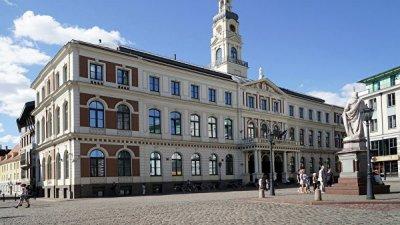 В планах Гитлера не было свободной Латвии, напомнил мэр Риги