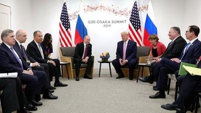 Трамп показал стремление к конструктивному диалогу с Россией, заявил Песков