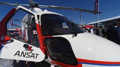 Россия до конца 2020 года поставит Китаю 20 вертолетов