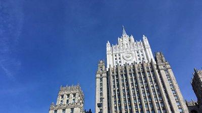 Россия потребовала от Киева обеспечить безопасность журналистов на Украине