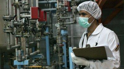 Иран намерен превысить уровень обогащения урана в 3,67% в понедельник