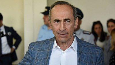 Защита Кочаряна попросила суд освободить его под залог