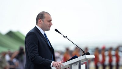 Премьер Грузии назвал брань ведущего