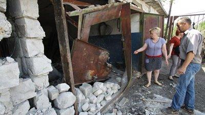 В ДНР после обстрелов завели уголовные дела против украинских командиров