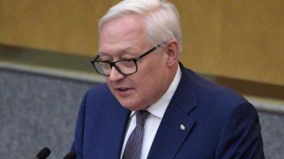 Рябков обсудил СВПД с представителями Британии, Франции и Германии