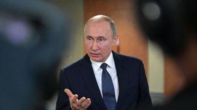 Путин удивлен, что США запрещают китайцам учиться на ряде специальностей