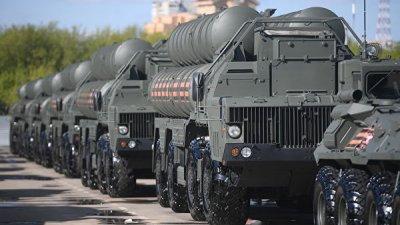 Поставка С-400 Турции стала триумфом Путина, сообщает Focus