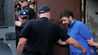Москальковой удалось пообщаться с Вышинским
