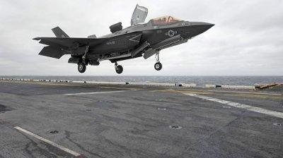 США обсуждают с Турцией ситуацию с предоплатой за F-35