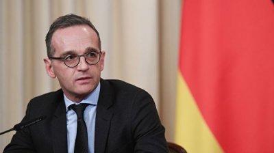 Маас оценил возможность прогресса в урегулировании в Донбассе