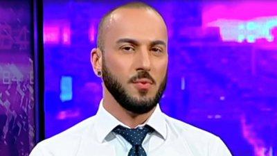 Оскорбивший Путина грузинский ведущий вернется в эфир