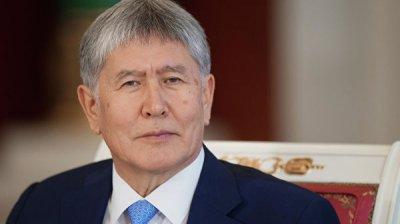Президент Киргизии призвал разрешить ситуацию с Атамбаевым в рамках закона