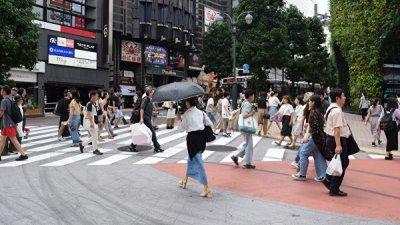 В Токио из-за жары госпитализировали более 200 человек за день