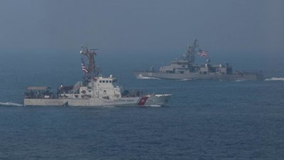В США рассказали о планах по обеспечению безопасности в Ормузском проливе