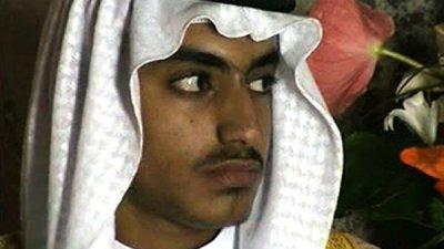 СМИ сообщили о смерти сына бен Ладена