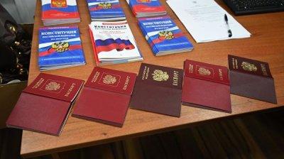 В ДНР запустили портал для онлайн-записи на получение российских паспортов