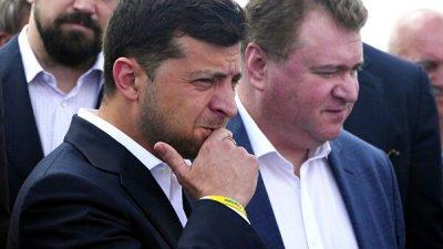 Зеленский уволил двух заместителей главы погранслужбы Украины