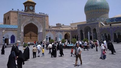 Иран перестал ставить штампы в паспортах иностранцев при посещении страны