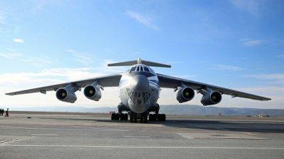 Уничтоженный в Ливии Ил-76 с боеприпасами был арендован на Украине