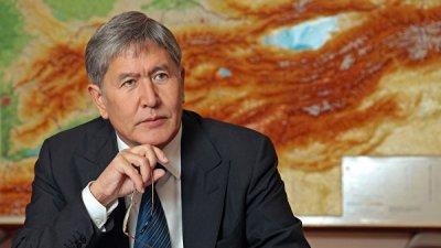 Атамбаев намерен вывести своих сторонников на митинг в Бишкеке