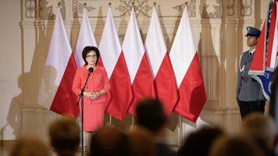 Экс-главу МВД Польши Витек избрали спикером сейма