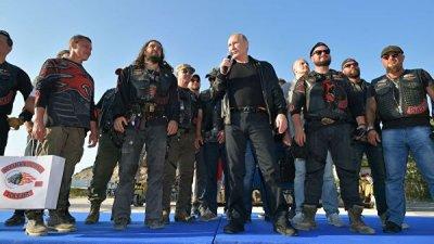 МИД Украины выразил протест из-за поездки Путина в Крым