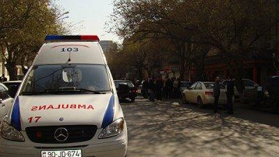 В Азербайджане столкнулись два автобуса, пострадали 19 человек