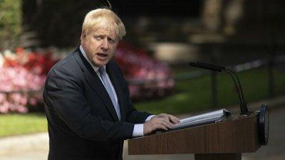В Лондоне Джонсон и Болтон обсудят ситуацию вокруг Ирана