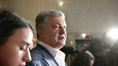 Суд разрешил допрос Порошенко с полиграфом