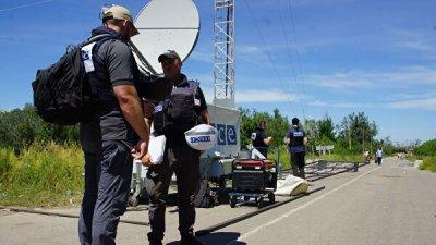 Безсмертный заявил о подготовке проекта по достижению мира в Донбассе