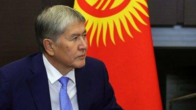 Атамбаеву предъявили обвинения в незаконном обогащении и коррупции
