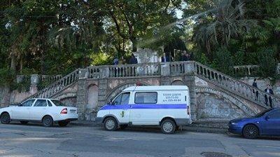 В Абхазии обстреляли предвыборный штаб кандидата в президенты Аршбы