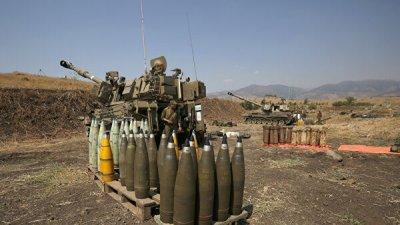 Израиль нанес ответный ракетный удар по территории Ливана