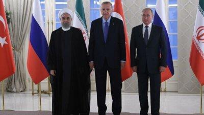 Путин назвал трехсторонний саммит в Анкаре продуктивным